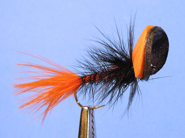 Jerry caruso for Fly fishing poppers